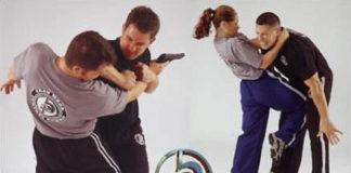 Alcune tecniche basiche di difesa personale