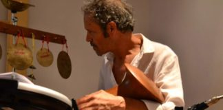 Umberto Vitiello all'Hotel Salus Terme
