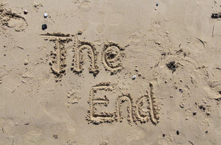 Vacanza finita