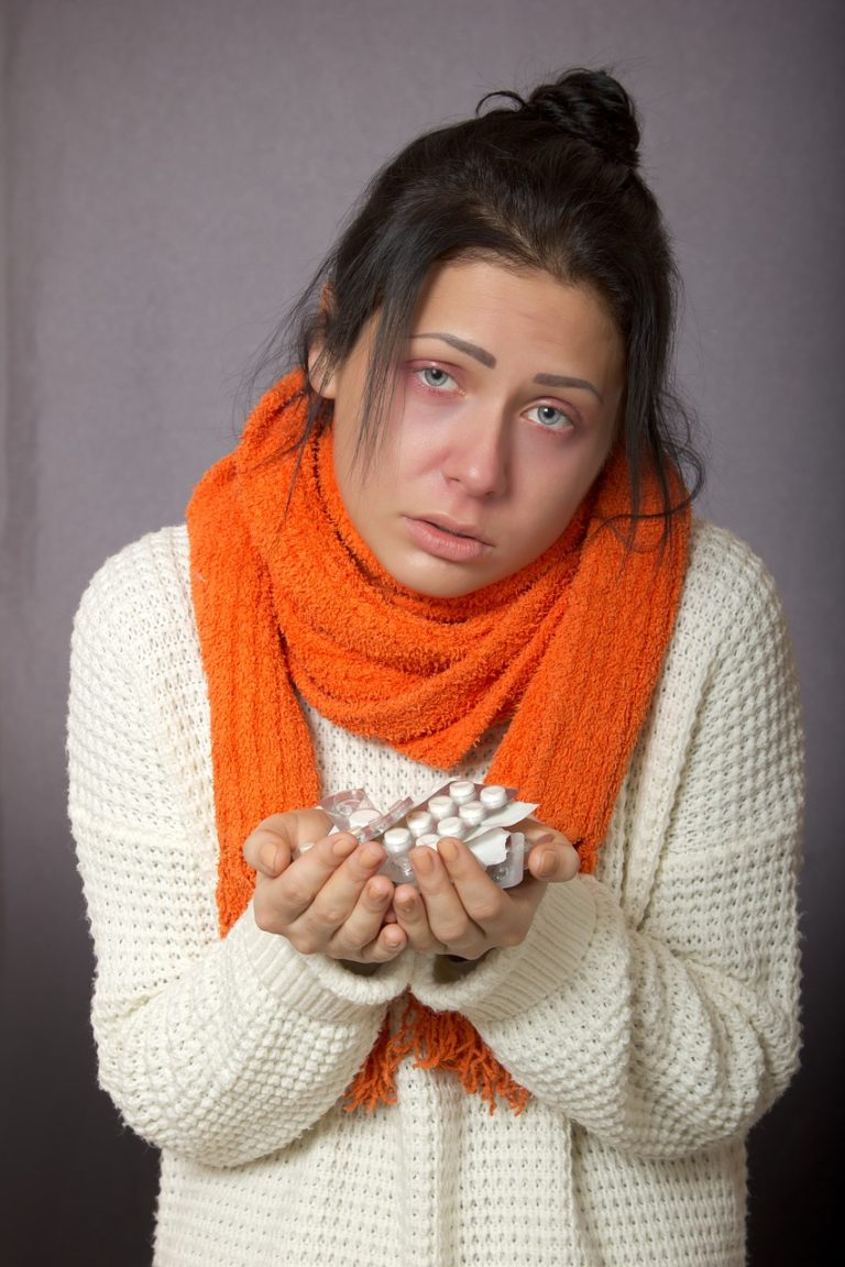 Cosa prendere per combattere i sintomi influenzali