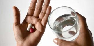 ingoiare una pastiglia
