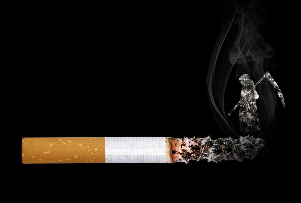 Un'iniziativa per l'Italia senza fumo