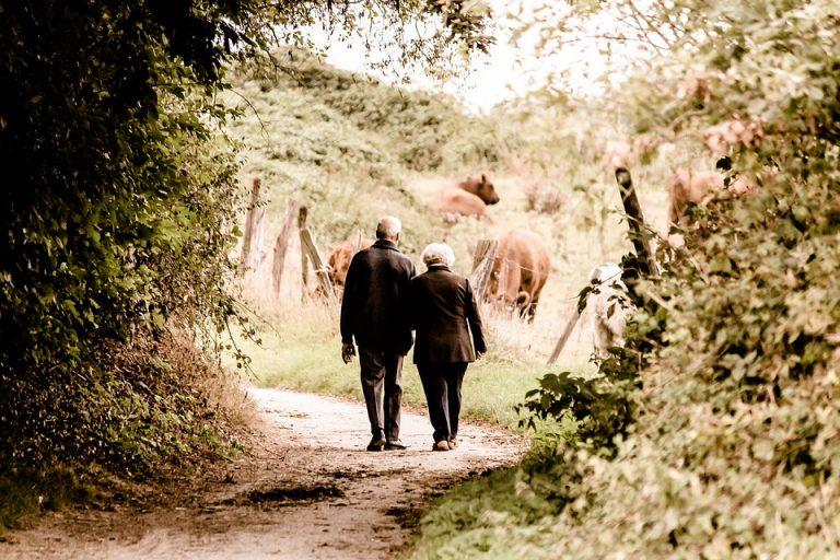 10 minuti di camminata al giorno contro l'artrite