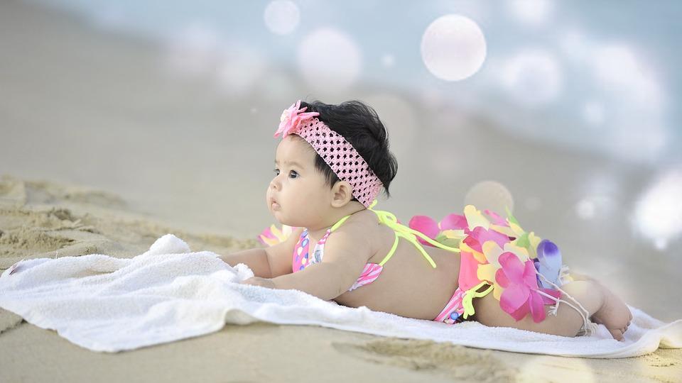 Esposizione al sole: rischi e prevenzione per i bambini
