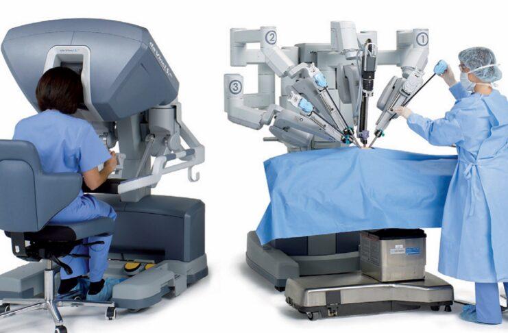 Robotica e medicina