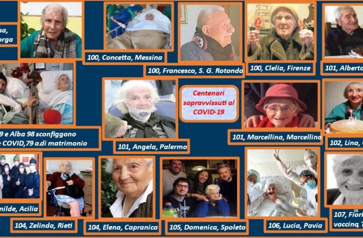 Centenari e Covid
